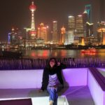 Lost in… Shanghai. The bund