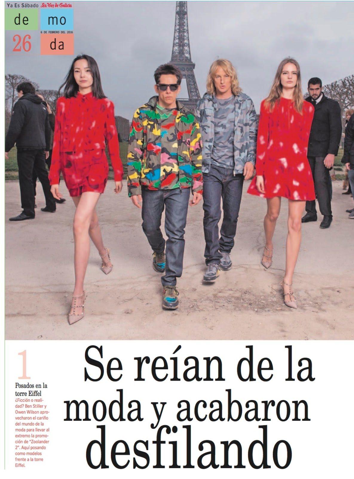 reportaje donkeycool revista YES La Voz de Galicia