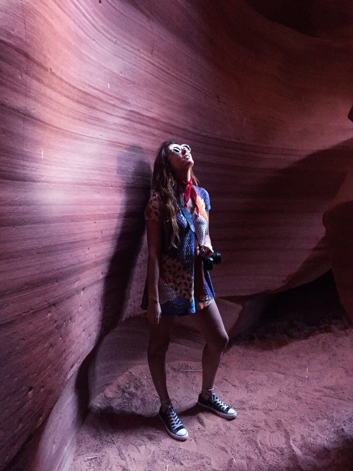 antelope canyon arizona usa roadtrip