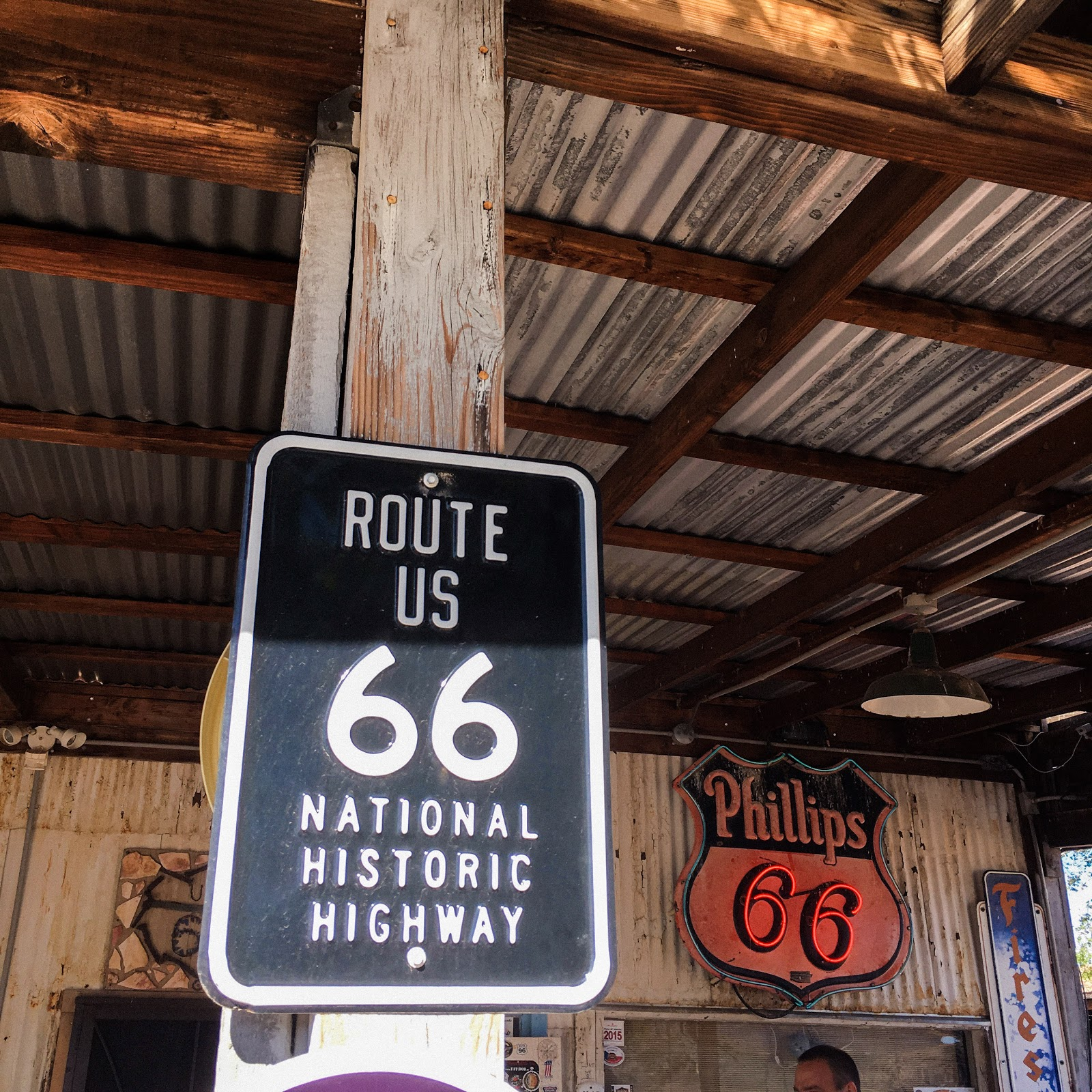 Route 66 Hackberry General Store Arizona