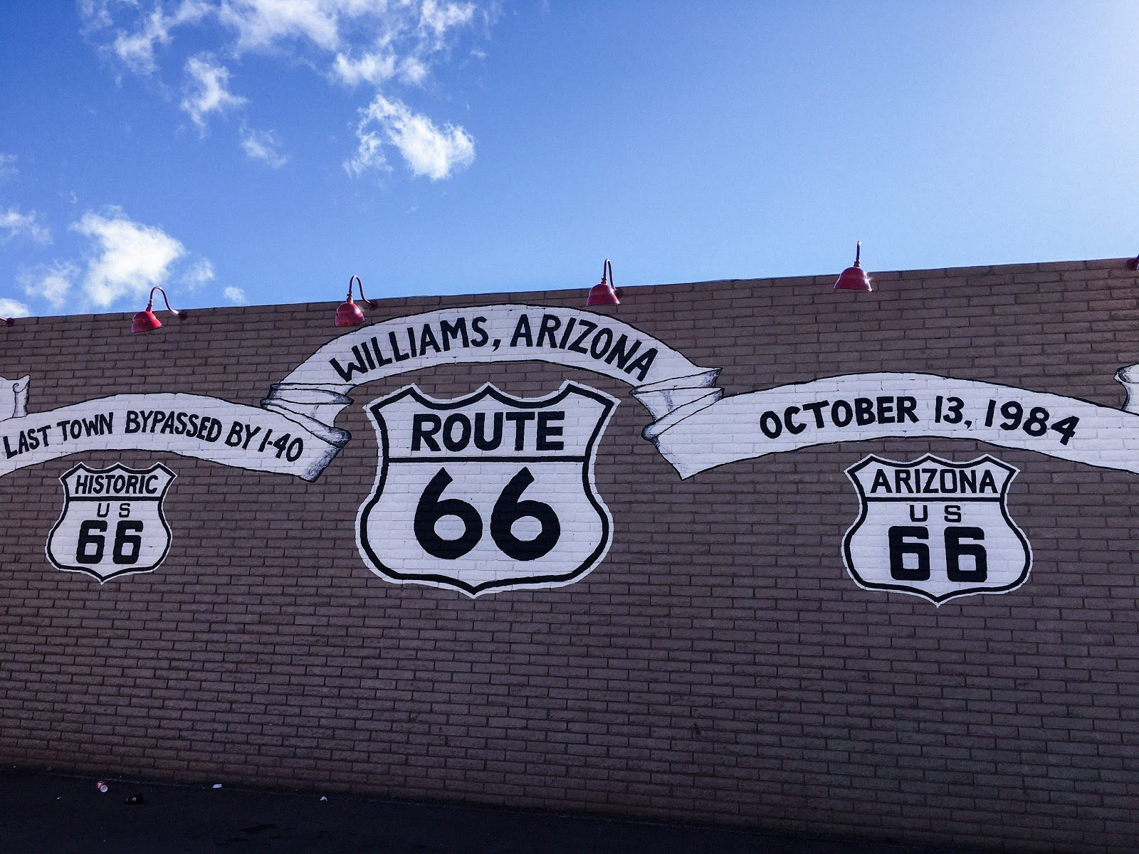 Route 66 Williams Seligman