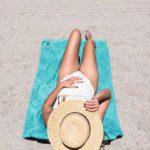Disfrutando del sol con sentidiño