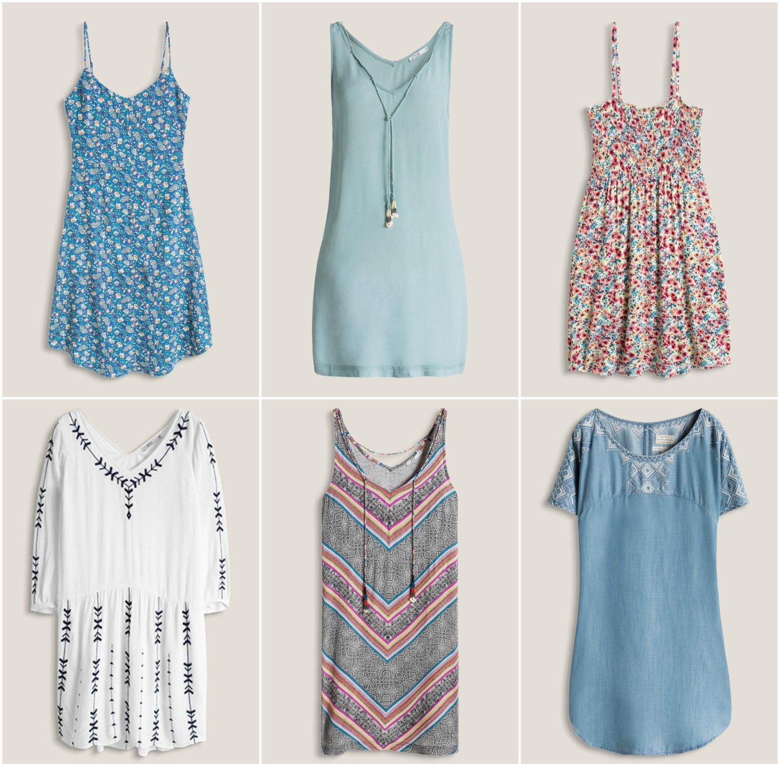 vestidos de verano esprit