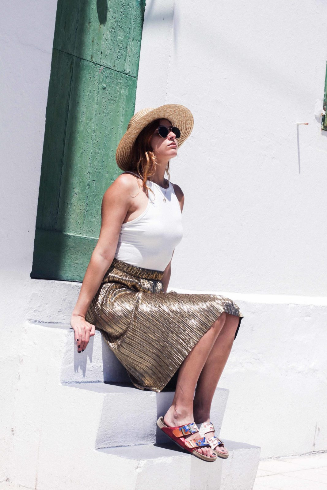 metallics_skirt_falda_dorada_herradura_donkeycool_ardentia_canotier-27