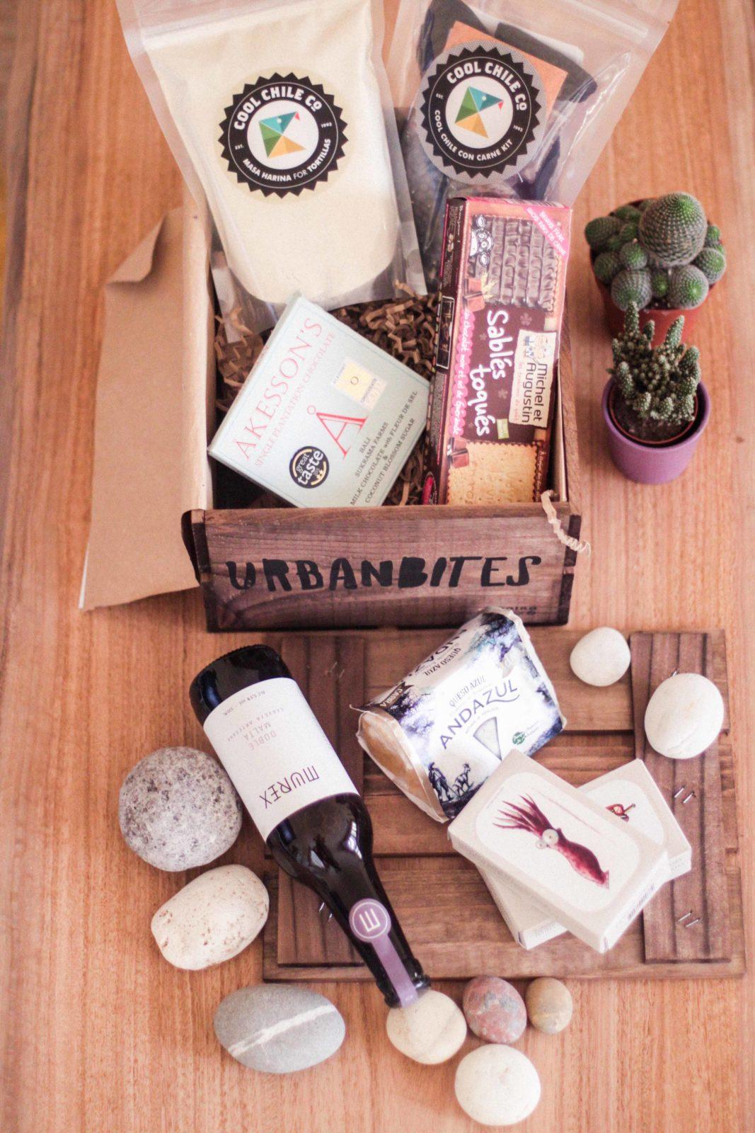 urbanbites productos gourmet