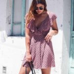 Vestido cruzado: la sorpresa del verano