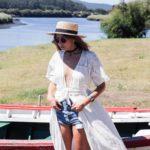 Canotier y vestido largo: de Manet y Monet