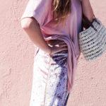 Terciopelo rosa