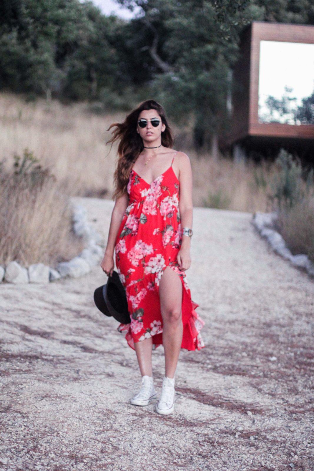 Portugal herdade do moinho novo vestido y converse-12
