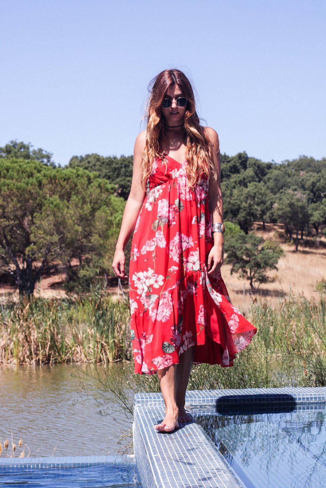 Portugal herdade do moinho novo vestido y converse