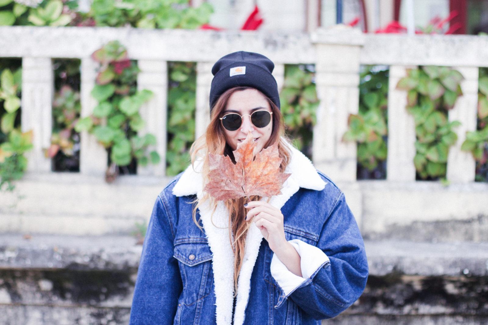 cazadora_vaquera_de_borreguillo_levis_vintage_golden_goose_gorrito_beanie_tendencias_2016_fall_trends_street_style_choker_donkeycool-2
