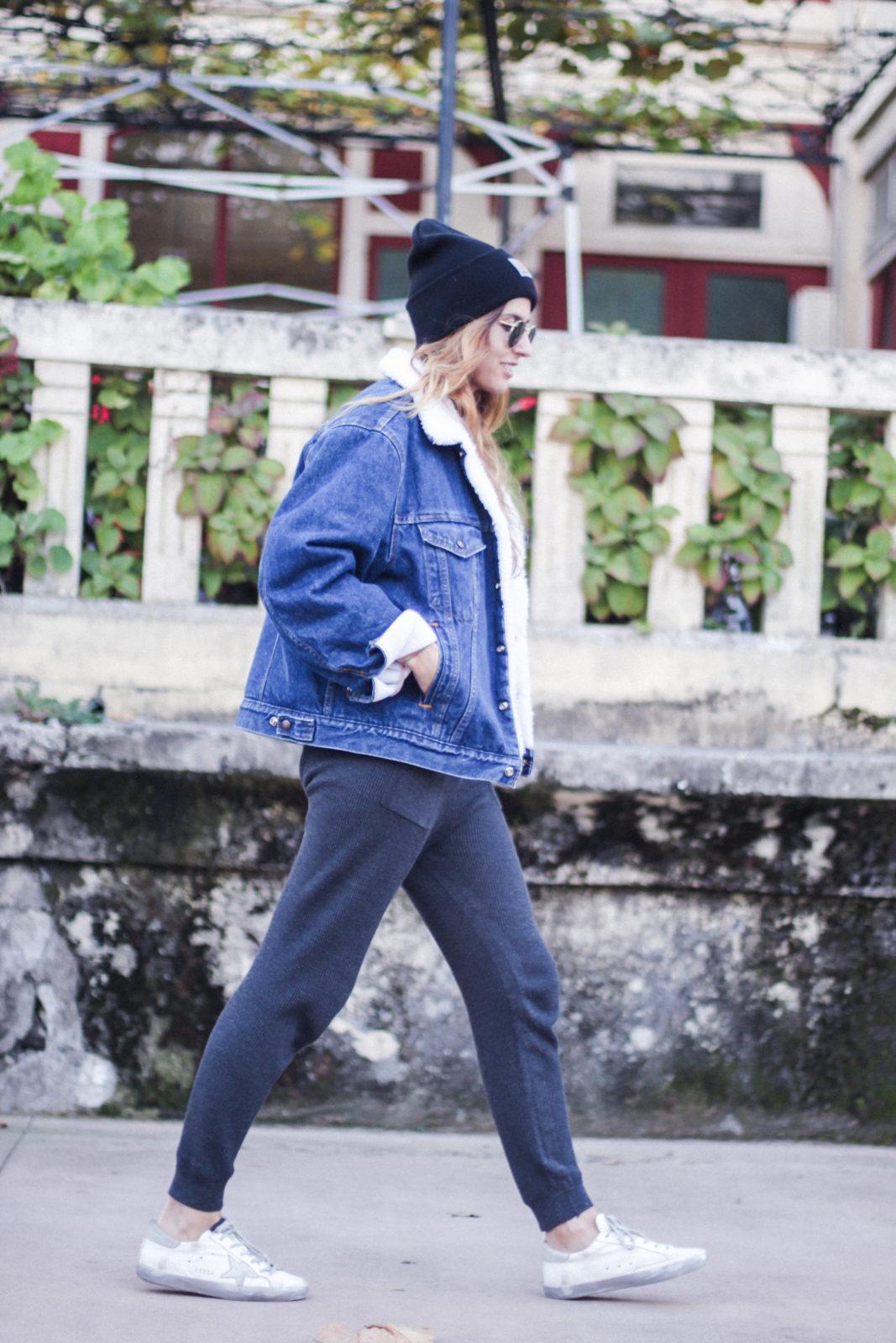 cazadora_vaquera_de_borreguillo_levis_vintage_golden_goose_gorrito_beanie_tendencias_2016_fall_trends_street_style_choker_donkeycool-35