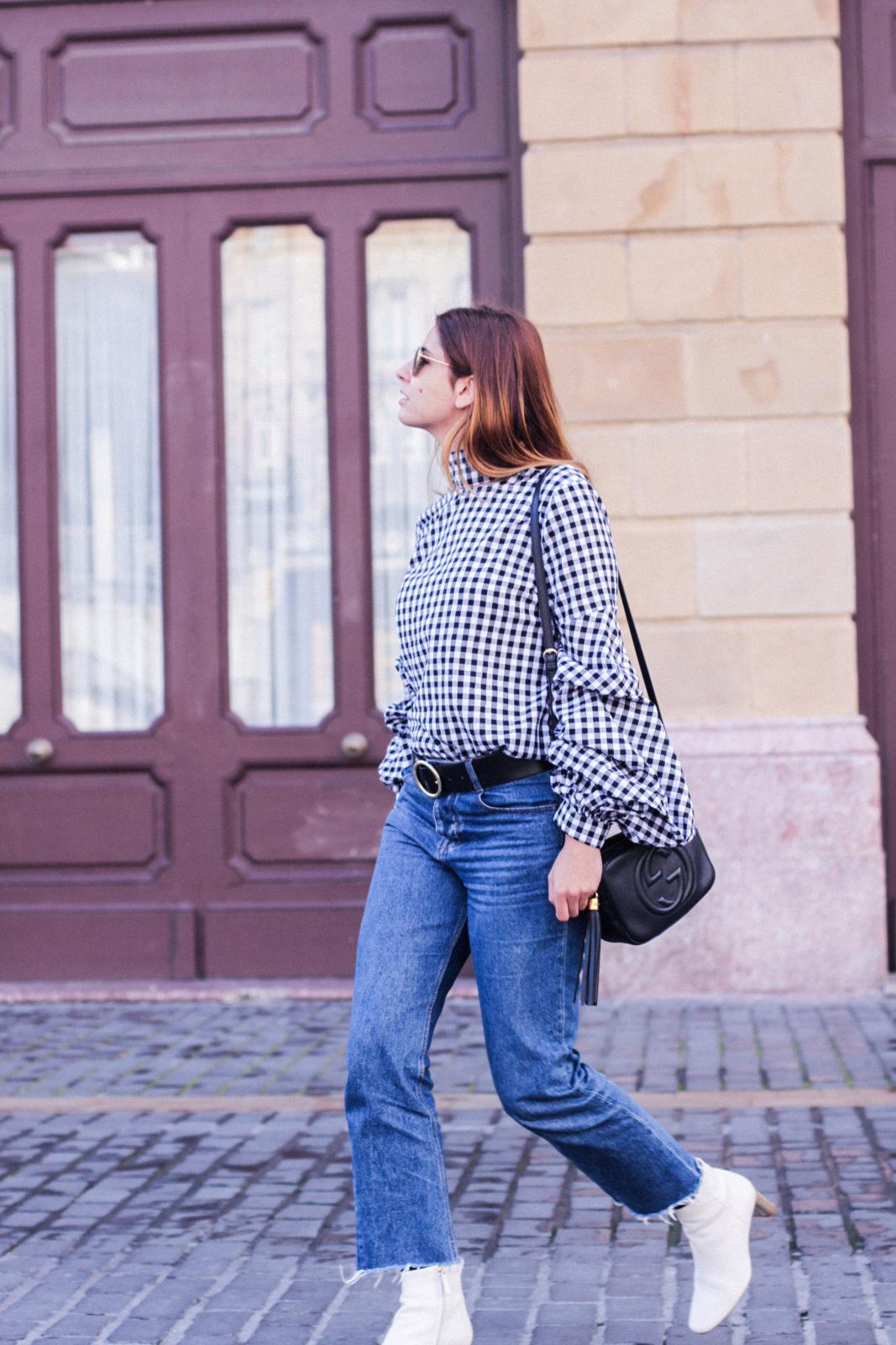 shein_shirt_gingham_volantes_jeans_botas_blancas-8