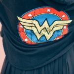 Sudadera Wonder woman