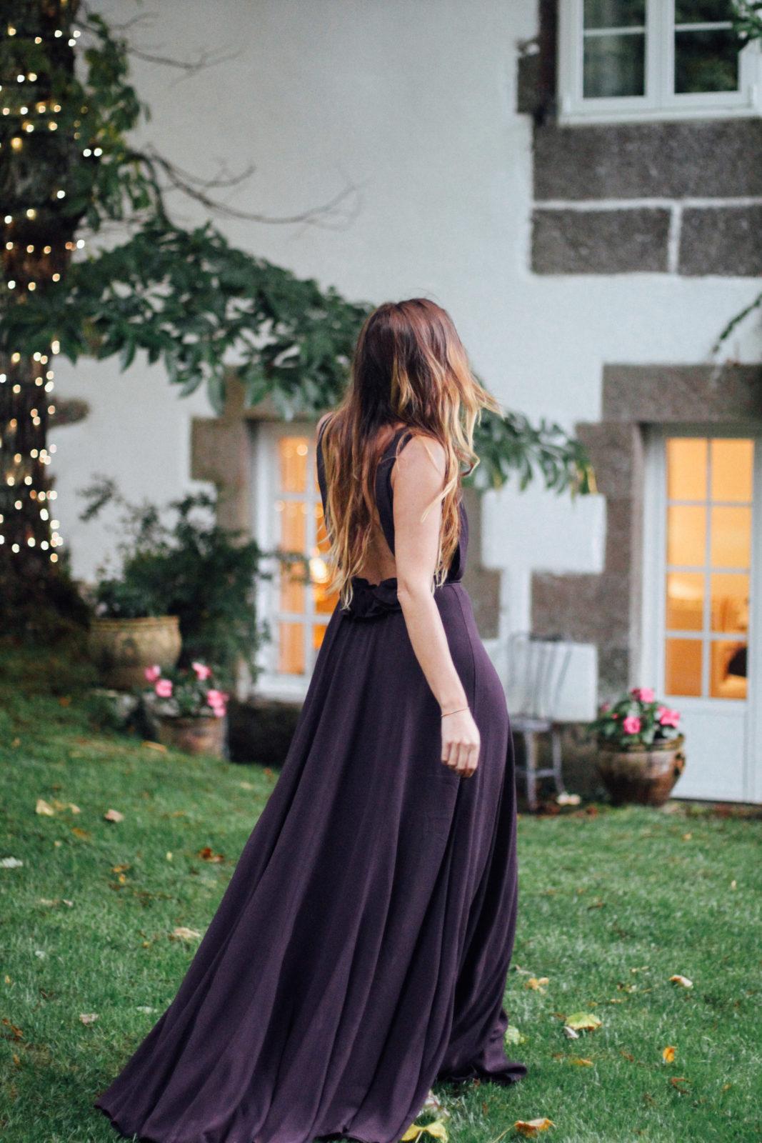 vestido invitada boda reformation