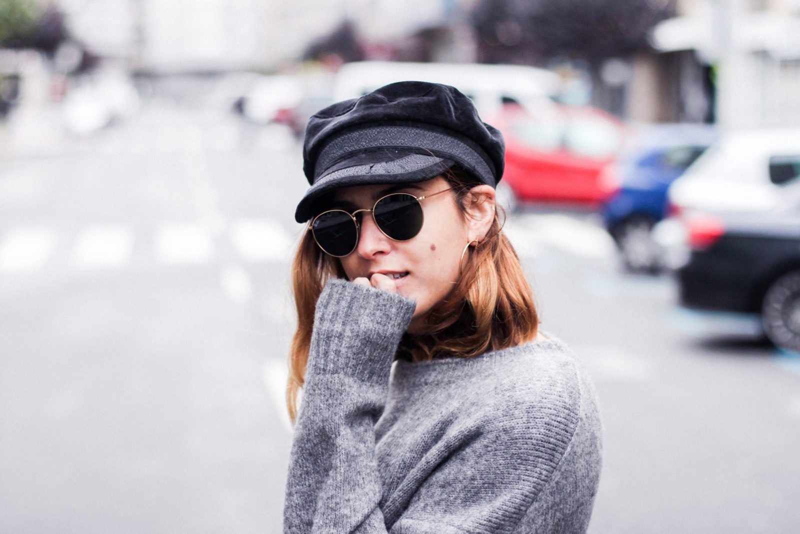 baker_boy_hat_flared_pants_vans_oversize_knit_fall_2016_trends_street_style_outfits_donkeycool-11