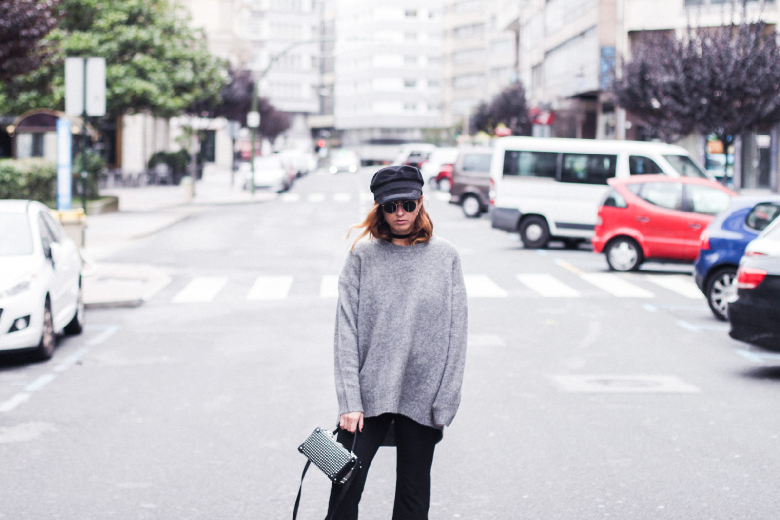 baker_boy_hat_flared_pants_vans_oversize_knit_fall_2016_trends_street_style_outfits_donkeycool-15