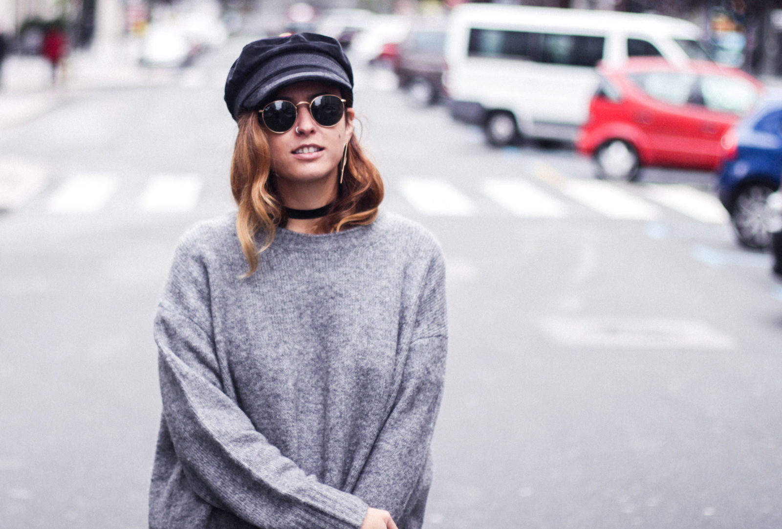 baker_boy_hat_flared_pants_vans_oversize_knit_fall_2016_trends_street_style_outfits_donkeycool-2