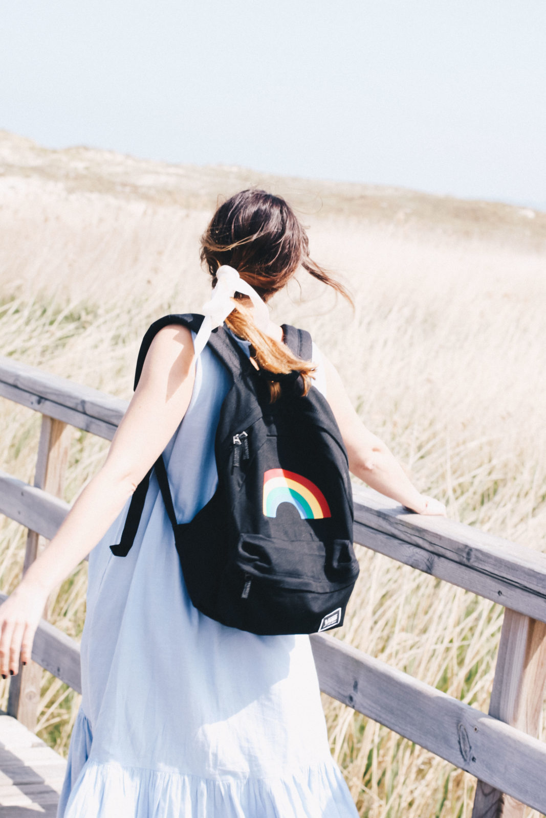 Vans girls  una mochila con arcoíris - Donkeycool cfbf4f96e7d