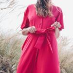 El vestido perfecto existe, lleva botones y es de Coosy