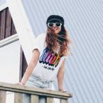 Lost in… Iceland. Camiseta de Utah
