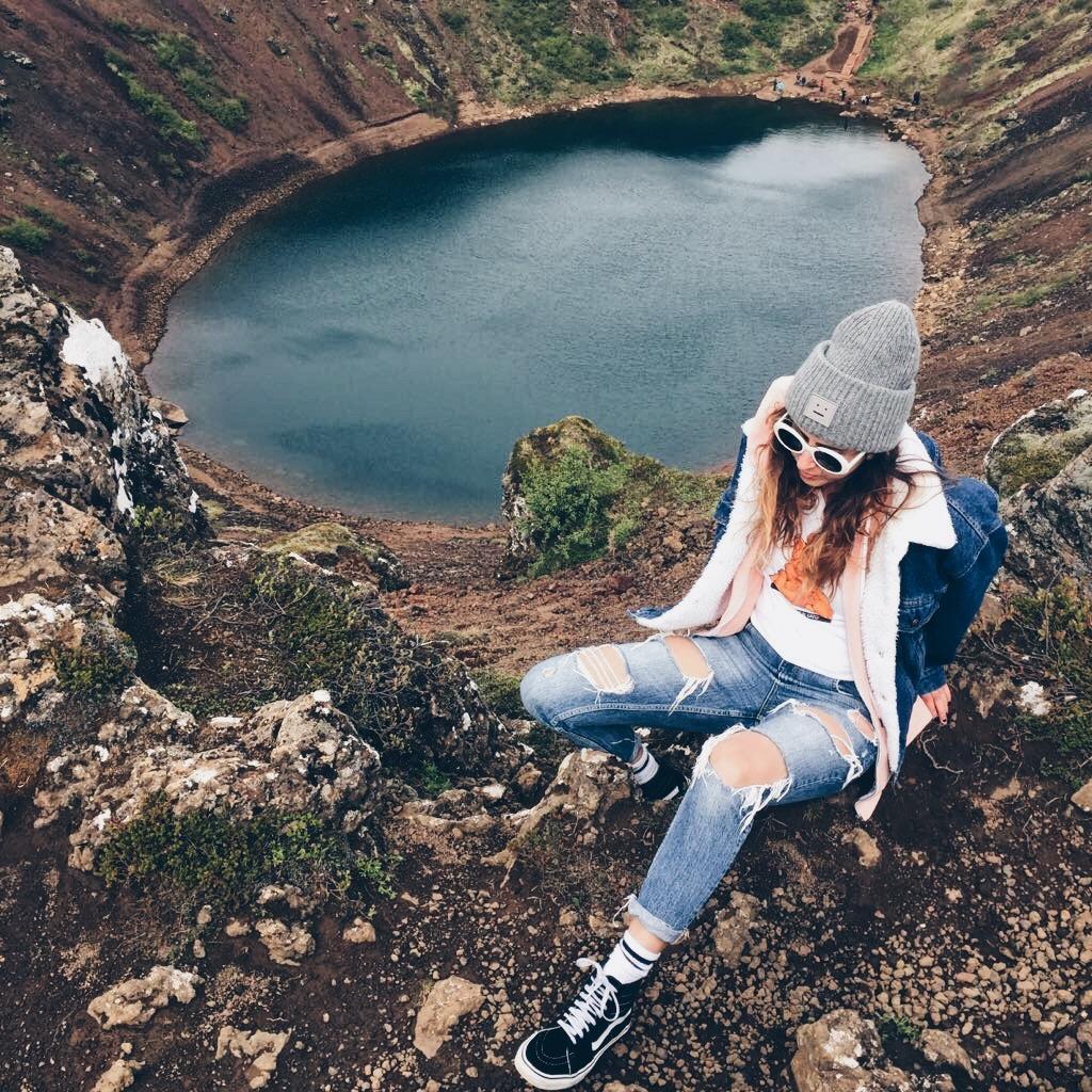 cráter de Kerid