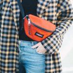 La lechería y el abrigo de cuadros de las semanas de la moda