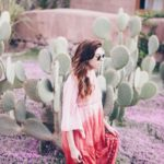 Lost in… Marrakech. Magical dress