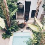 Lost in… Marrakech. Sus puertas y el Riad Jaaneman