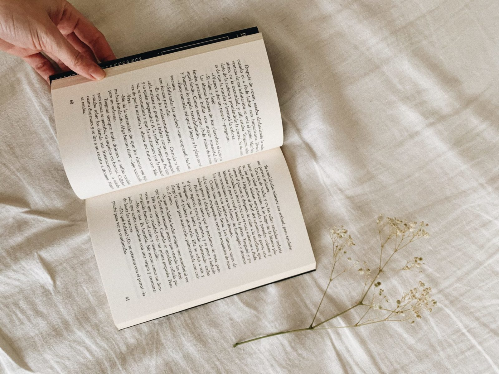 leer durante el confinamiento
