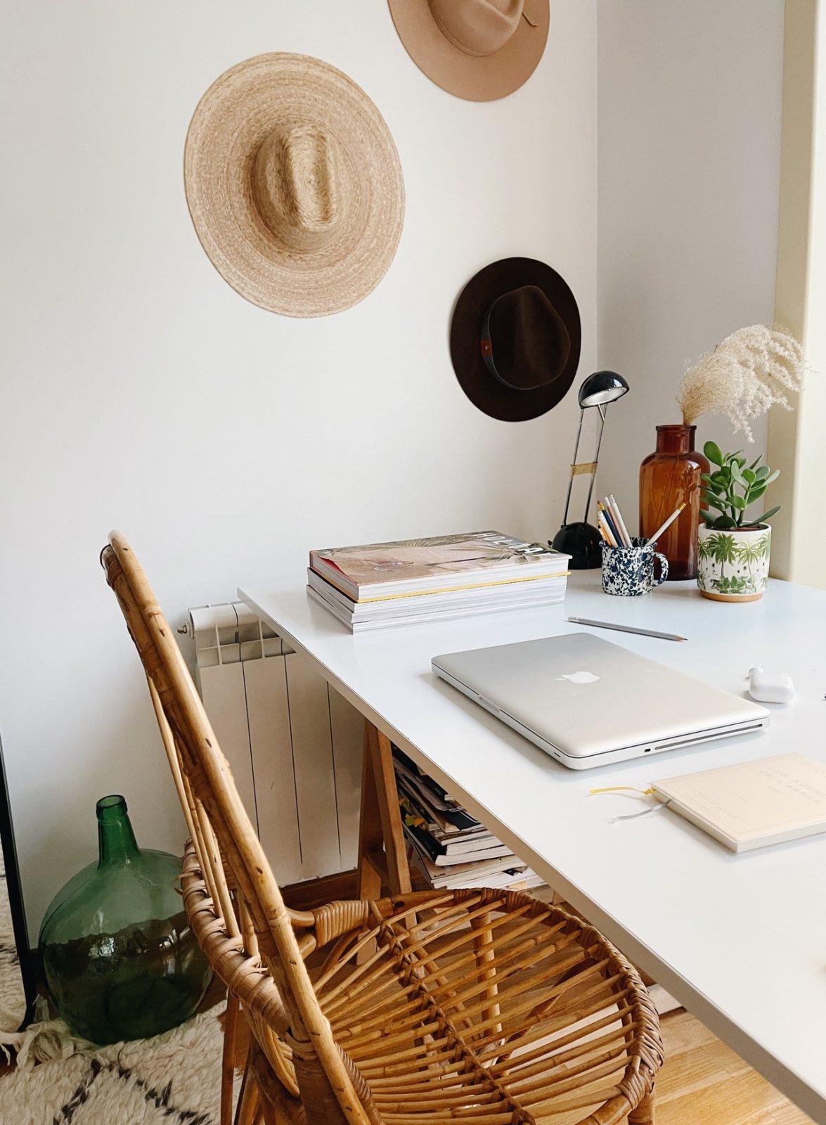 decorar una oficina en casa